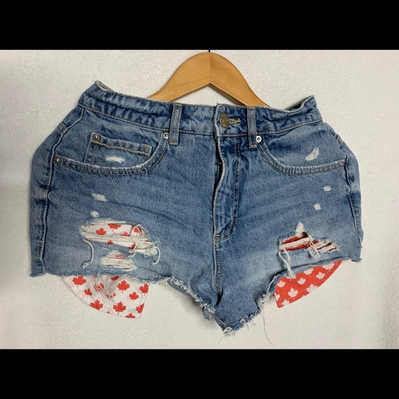 *Buy 3 for $20*Festival Shorts From Garage